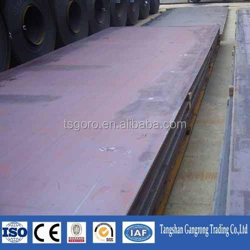 30mnb5 Hr Steel Plate China Supplier