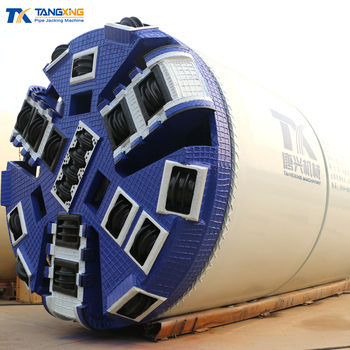 2400mm Rock pipe jacking machine/tunnel boring machine for sale