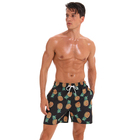 swimwear plus size printing men beachwear/board shorts hot boys sexy bikini swimwear