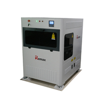 Remax-C1 3d laser inside engraved crystal cube machine 3d photo crystal laser engraving machine