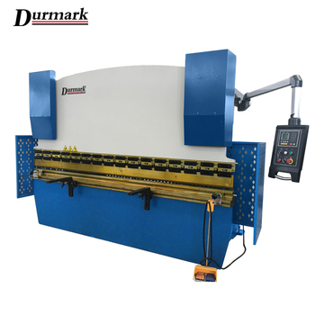 WC67Y-30/1600 hydraulic bending machine used making metal sheet plate folding press brake