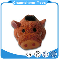 CHStoy plush pig toy mobile phone screen cleaner plush toy
