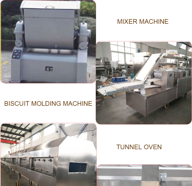 cookies making machine / cookies production line