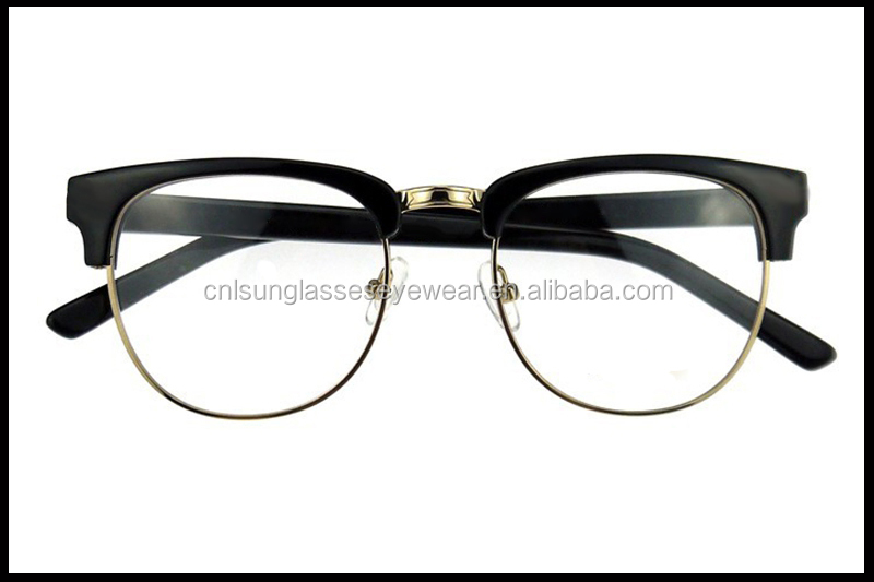 eyeglasses frames 2015  New Combination Model 2015 Popular Designer Eyeglass Frames (oem ...