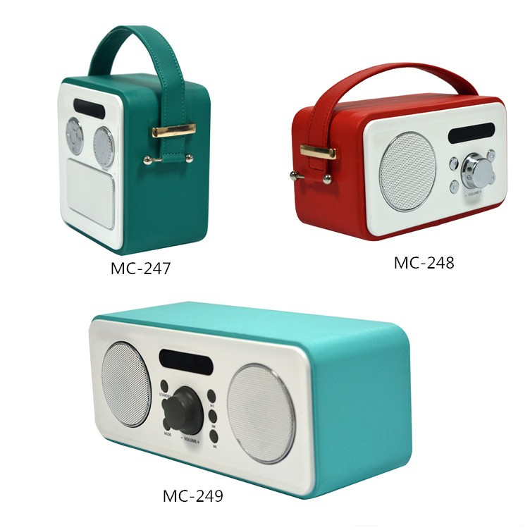 Promotional wireless bluetooth speaker for mobile phone laptop mp3