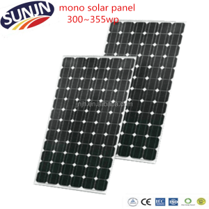 high efficiency mono solar panel 300 w for home solar panel kit