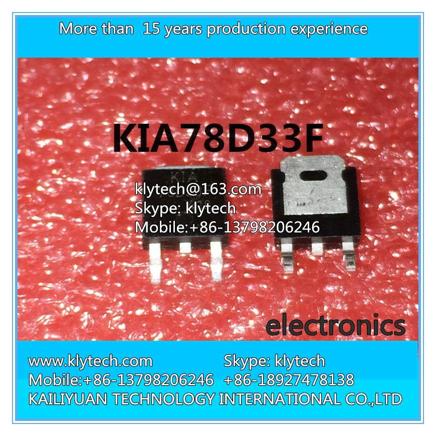 KIA 78D33F Integrated Circuit KIA78D33F