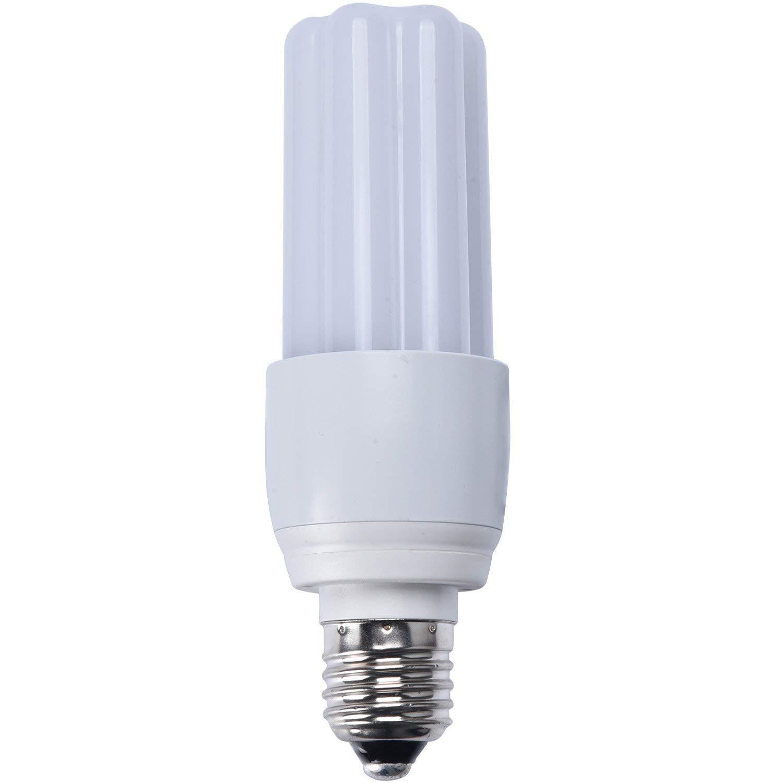 9W LED Energy Saving Lamp, Lampin Super Bright E27 LED Lighting Light Bulb 60 Watt Equivalent 3000K Soft White for Home and Office