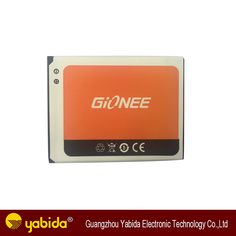 Best quality 1800mAh mobile phone battery for Gionee P4S