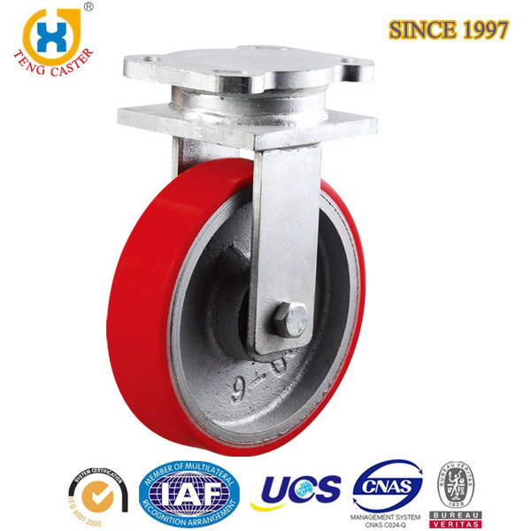 Popular Heavy Duty Ball Caster 10 inch 2 Tons Load Caster Wheel