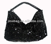 2013 Fashion girls bling bling handbags with sequins