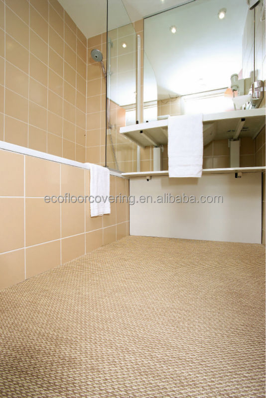 Chinese bolon flooring pvc floor pvc woven vinyl for Vinyl floor covering