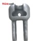 High Quality Pole Line Fitting Clevis Socket End Fitting Socket Tongue