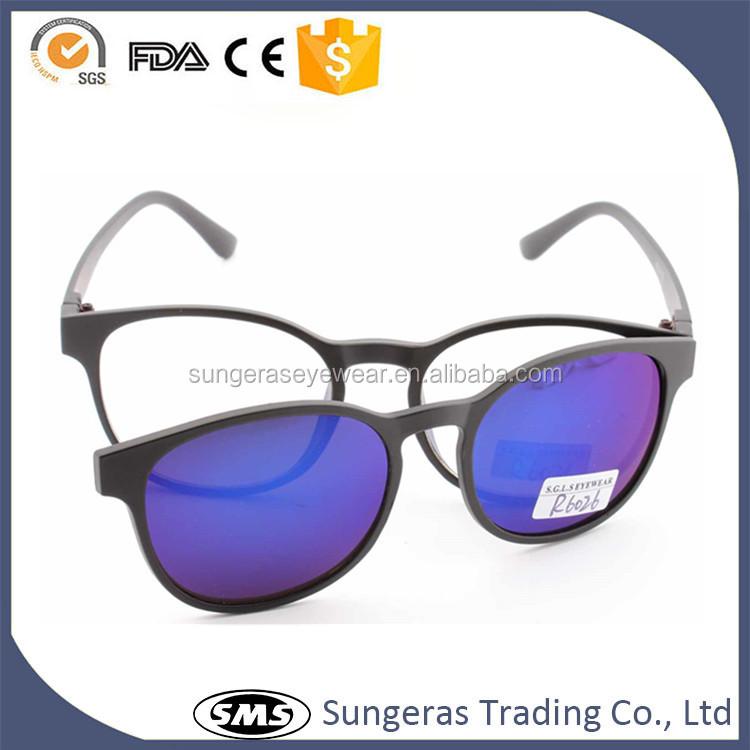 Sungeras hombres marca OEM barato colorido espejo lente gato 3 UV400 ...