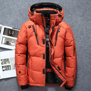 Men's Fashion High Quality Waterproof Winter Down Jackets Mens Down Jacket Wholesale clothing