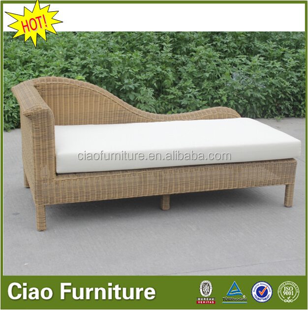 royal rattan cozy lounge sofa sun bed sun lounger. Black Bedroom Furniture Sets. Home Design Ideas