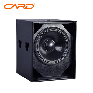 Fantastic entertainment sound equipment 18 pro subwoofer for Club