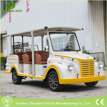 11 seater royal china used golf course resort electric classic car