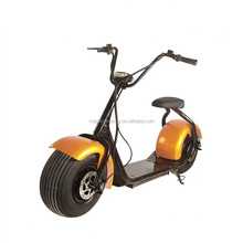 Electric Mobility Scooter with 2 seats with CE drifting scooter 2 Wheel Self Bala
