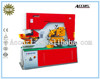 Q35Y series hydraulic universal ironworker by CE certificate