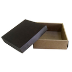Hot sale brown kraft packaging cardboard box