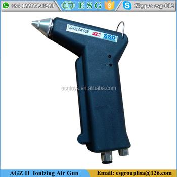 Antistatic Esd Ionizing Air Gun Ssd Agzii Static Electricity Ion Blow Gun -  Buy Antistatic Esd Ionizing Air Gun,Static Electricity Gun,Ion Blow Gun
