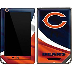 NFL Chicago Bears Nook Color & Nook Tablet by Barnes and Noble Skin - Chicago Bears Vinyl Decal Skin For Your Nook Color & Nook Tablet by Barnes and Noble
