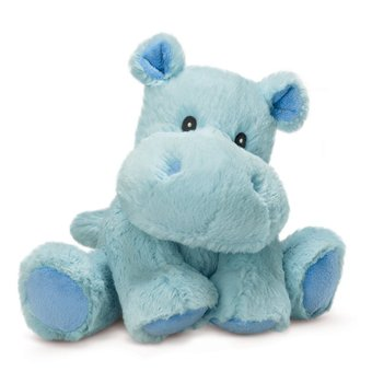 Blue Hippo Plush Toy Big Hippo Toy Diy Hippo Toys