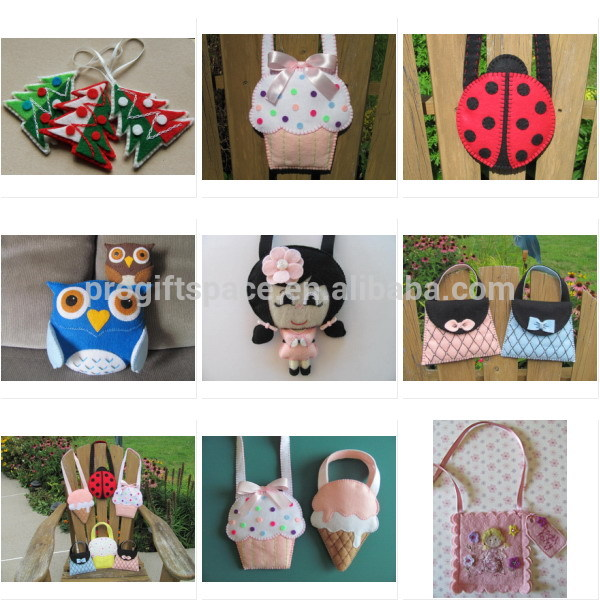 2018 New Fashion Wholesale Handmade Spring Decoration Gift Recycled