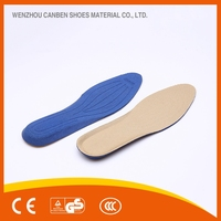Slip spong military insole antibacterial boat shoe soles insole board manufacturers