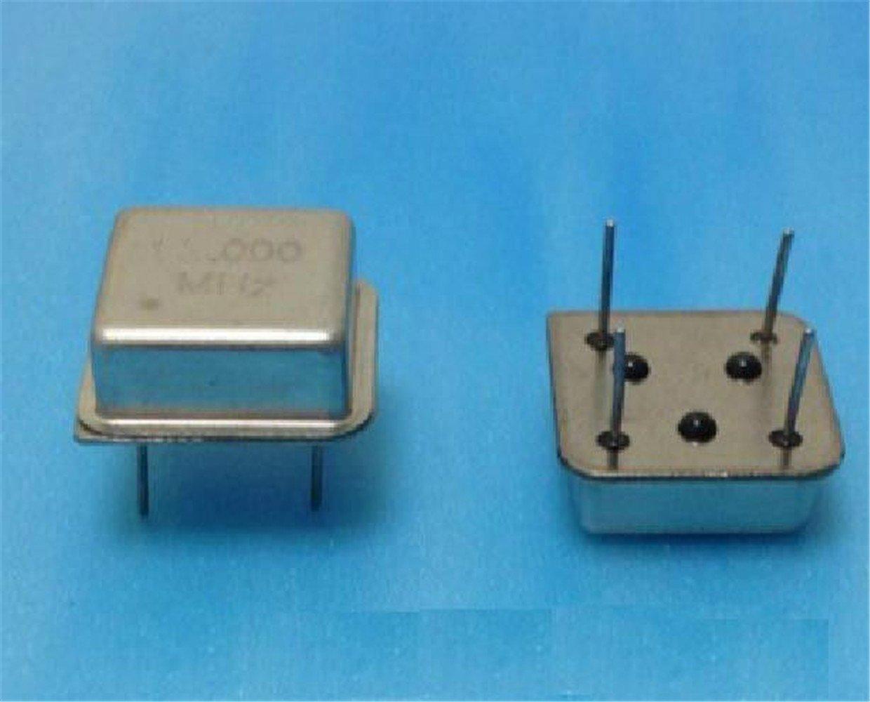 Cheap Active Crystal Oscillator Find Using Ttl Qixinstar 2pcs 100mhz 100000mhz Osc Square Dip4 New