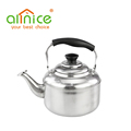 Newest Allnice stainless steel water kettle domestic tea kettle whistling kettle