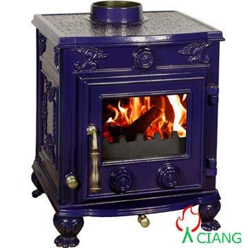Enamel Wood Burning Stove Multi Fuel Stoves Fireplace Product On Alibaba