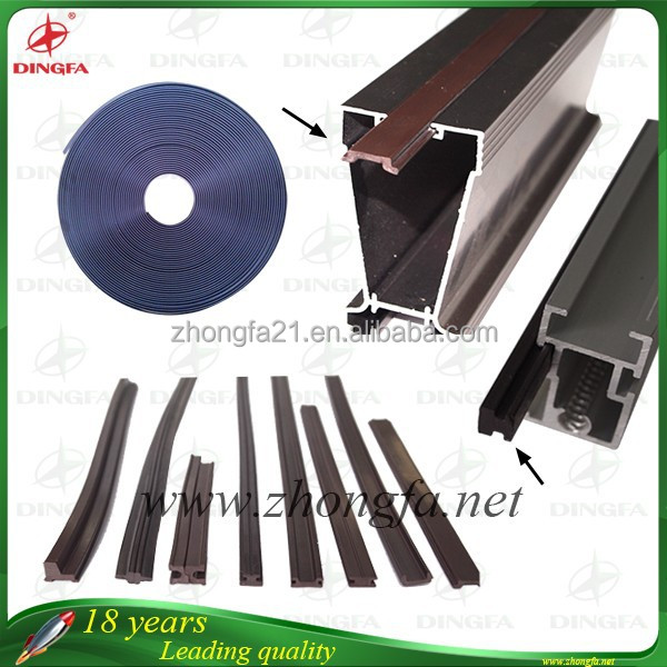 Manufacture various strong custom shower door magnetic strip