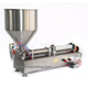 Semi automatic carbonated beverage filler 5 gallon water donut filling machine wholesale