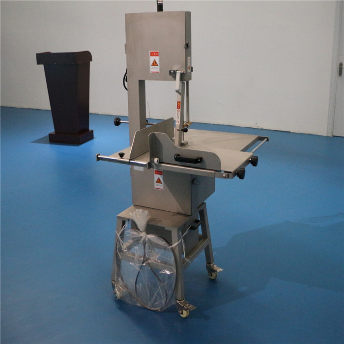 Electric Commercial Meat Band Saw Cutting With Model 330