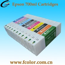 9 Color Compatible Ink cartridge for Epson Stylus Pro 9890 7890 Printer