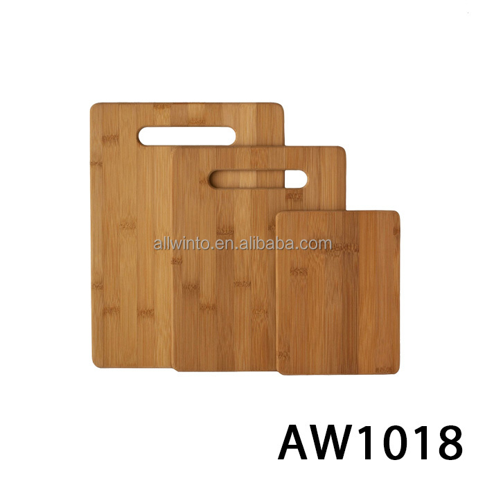 <strong>bamboo</strong> cutting board set for meat & veggie prep