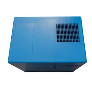 10HP 7.5KW 42 CFM/1200 LM/317 Gallon/M 0.7 mPa air cooling refrigerated compressor air dryer