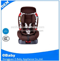 China best child car booster seat baby car seat with ECE R44/04