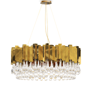 Alibaba Verification Zhongshan Lighting Factory Crystal Chandelier