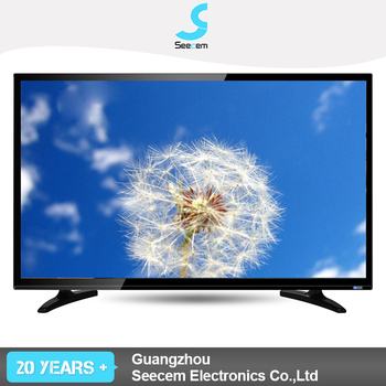 "32"" Flat TV Screen Television home use led lcd TV in China"