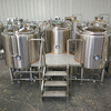small beer brewing system for beer making machinery