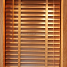 50mm Basswood Venetian Blinds with Tape Ladder