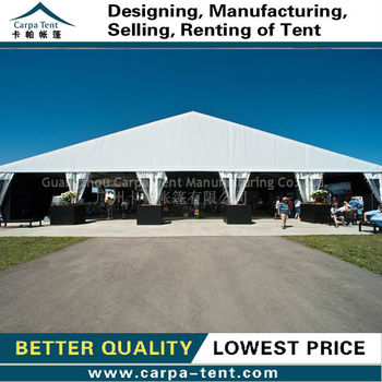 1000 Seater Pvc Wedding Pavilion Tents With Indian Wedding
