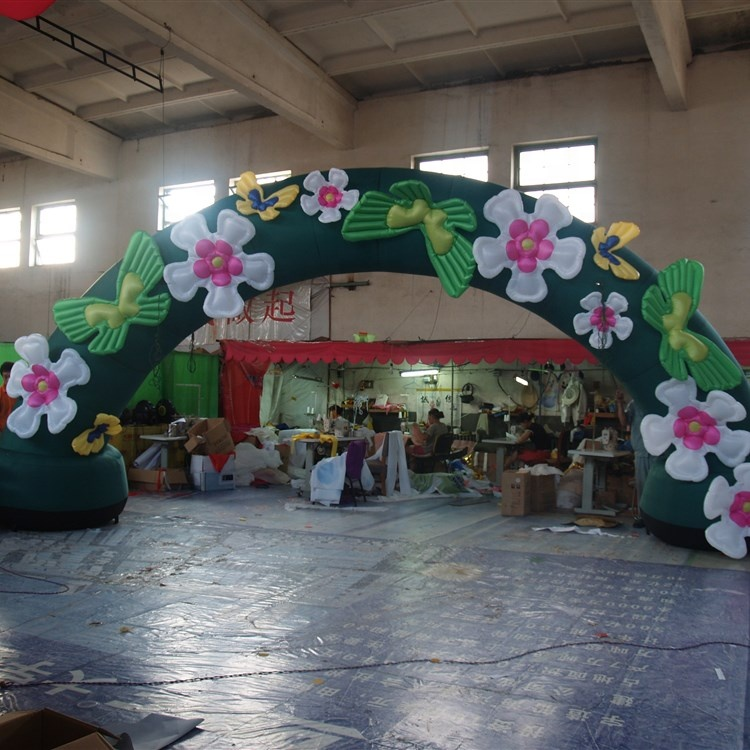 Sincere Lighted Inflatable Gate Flowers Chain For Wedding Decoration Back To Search Resultsfurniture