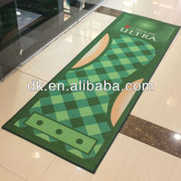 Rubber Golf Mat