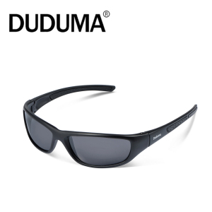 High quality Golf durable guangdong glasses cool style eye wear polarized cycling sports dark black sunglasses
