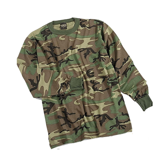 Wholesale Camo Short sleeve new design T Shirts