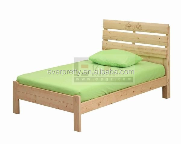 italian executive bedroom furniture wood bed for youth
